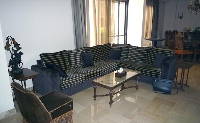 Apartment for rent in beirut ashrafieh saydeh